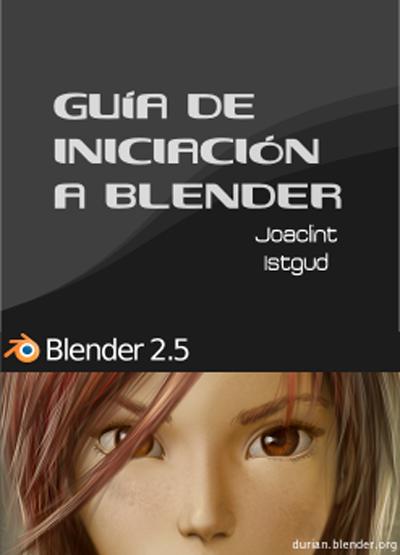 Guía de iniciación a Blender