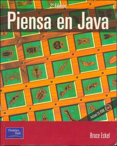 Piensa en Java (Edición española)
