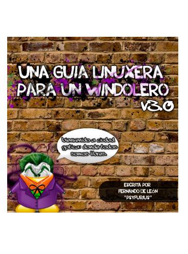 Una Guía Linuxera para un Windolero