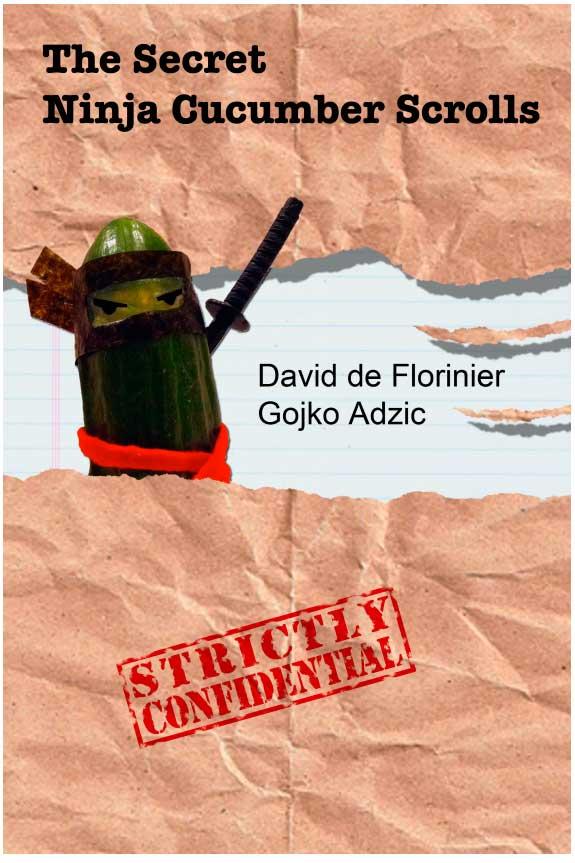The Secret Ninja Cucumber Scrolls