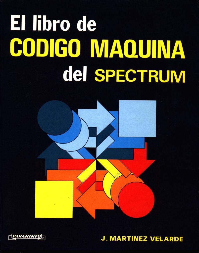 El libro del Código Máquina del  Spectrum