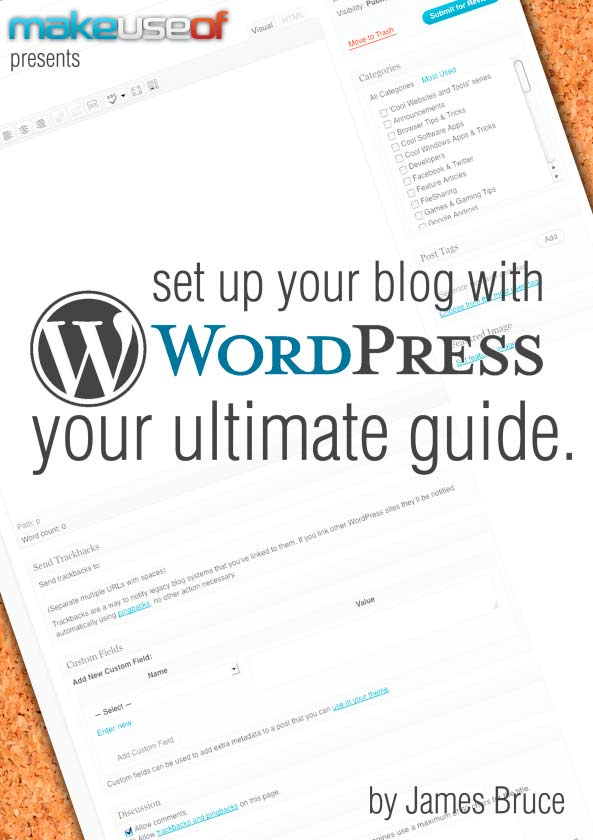 Set Up Your Blog With WordPress