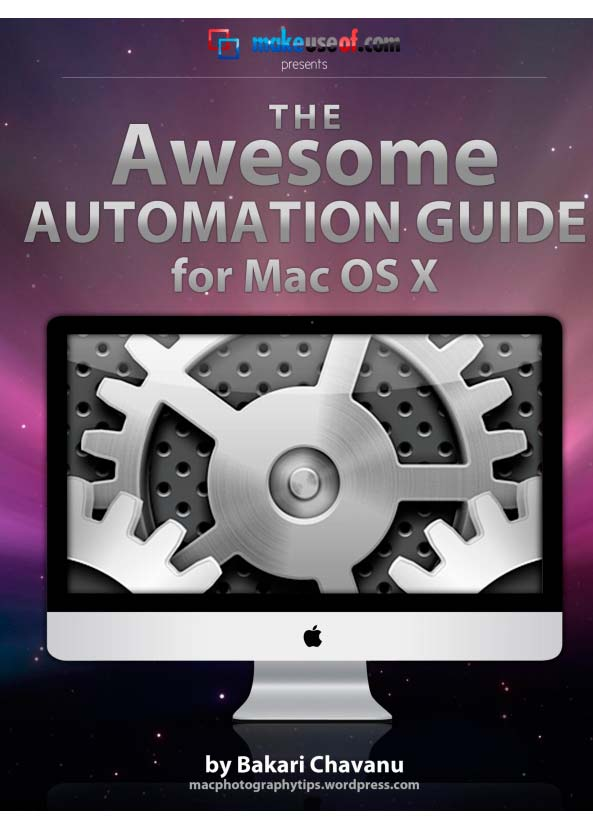The Awesome Automation Guide for Mac OS X
