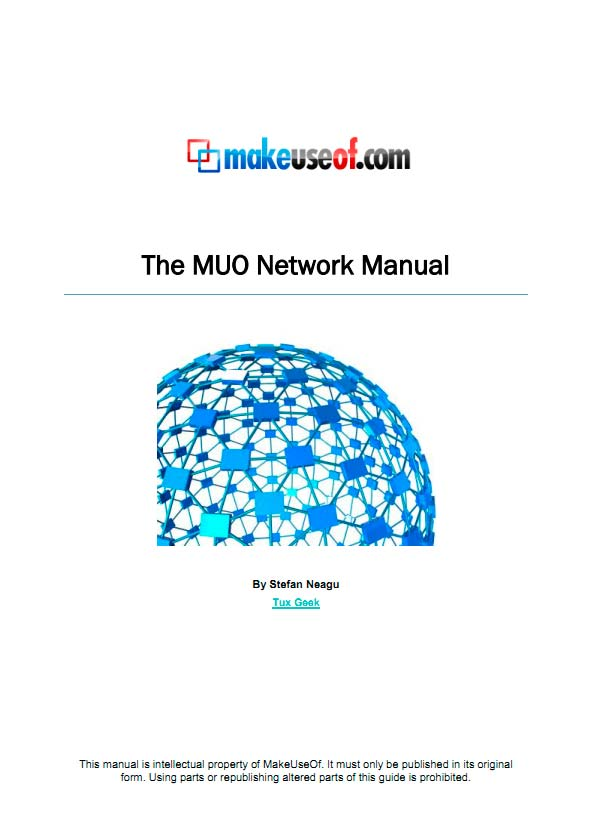 The MUO Network Manual