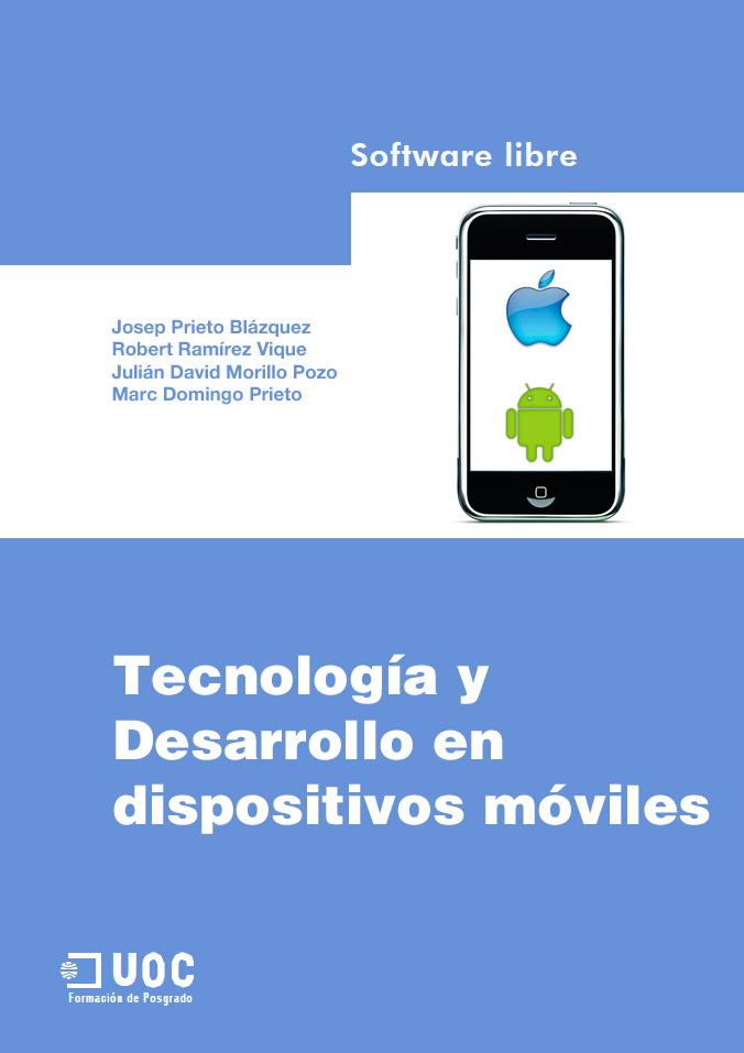Tecnología y Desarrollo en Dispositivos Móviles