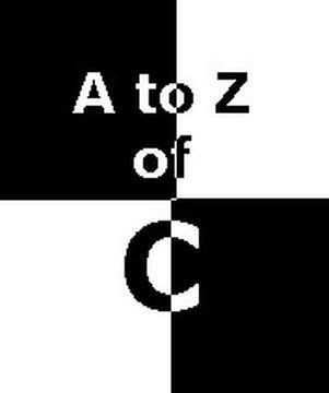 A to Z of C