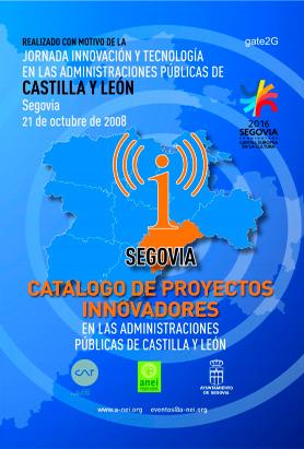 Catálogo de Proyectos Innovadores en Castilla León