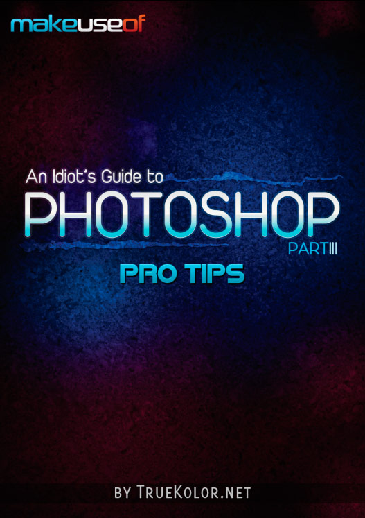An Idiot's Guide to Photoshop III