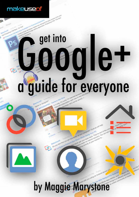 Get Into Google Plus