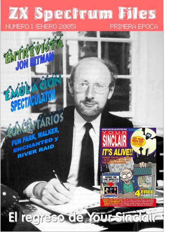 Revista ZX Spectrum Files #1