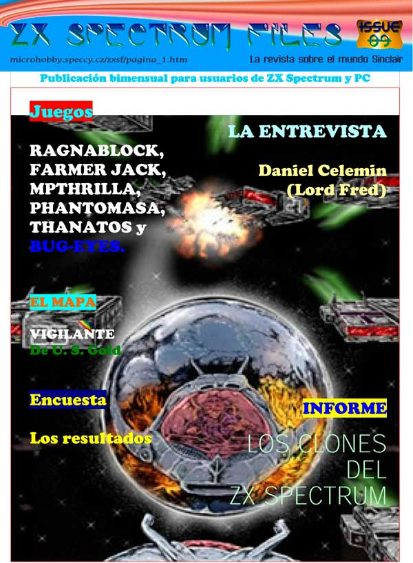 Revista ZX Spectrum Files #9