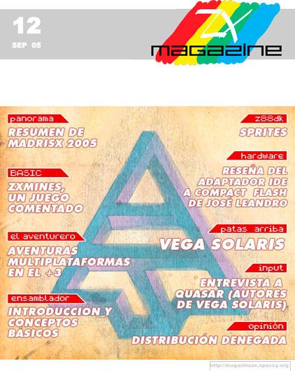 Magazine ZX #12