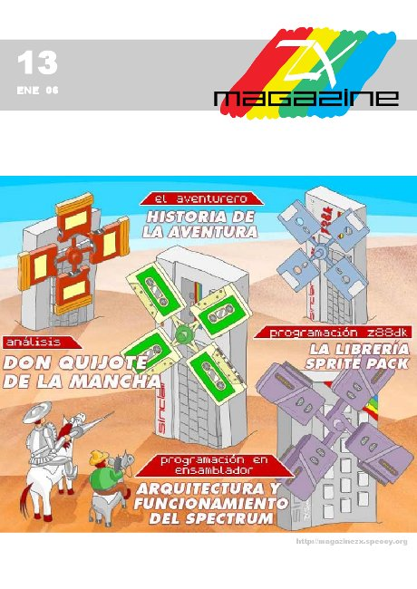 Magazine ZX #13