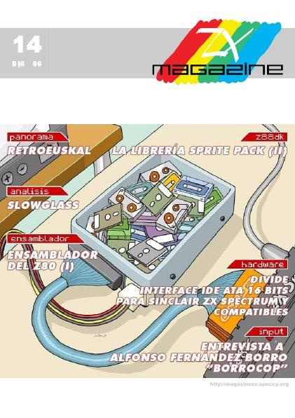 Magazine ZX #14