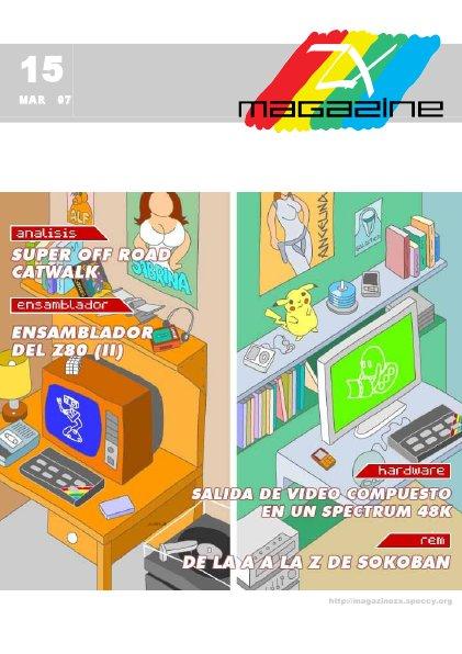 Magazine ZX #15