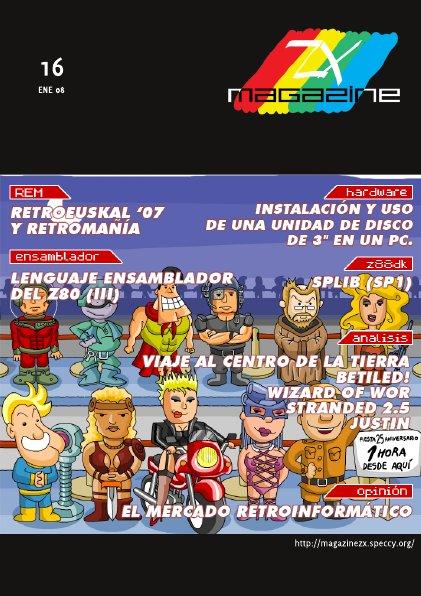 Magazine ZX #16