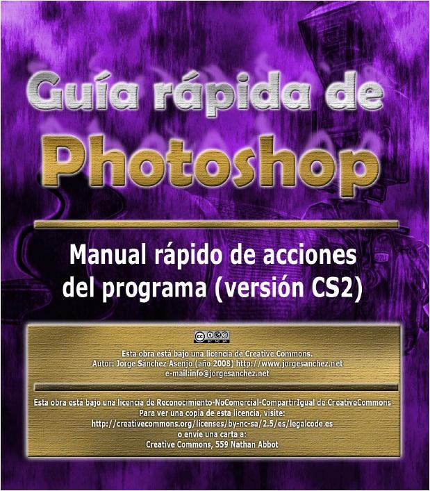 Guía Rápida de Photoshop