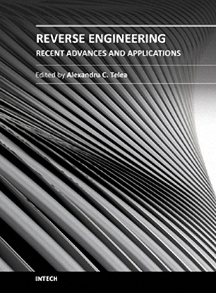Reverse Engineering: Recent Advances and Applications