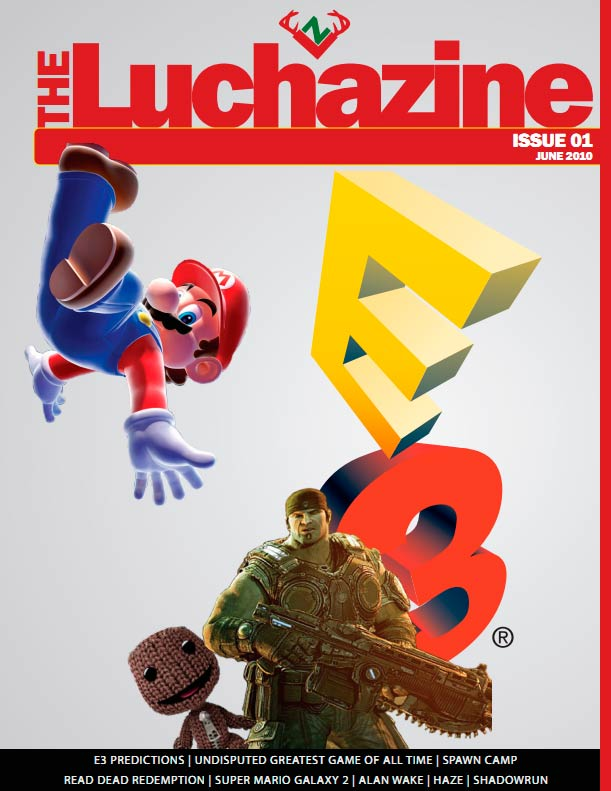 The Luchazine #01