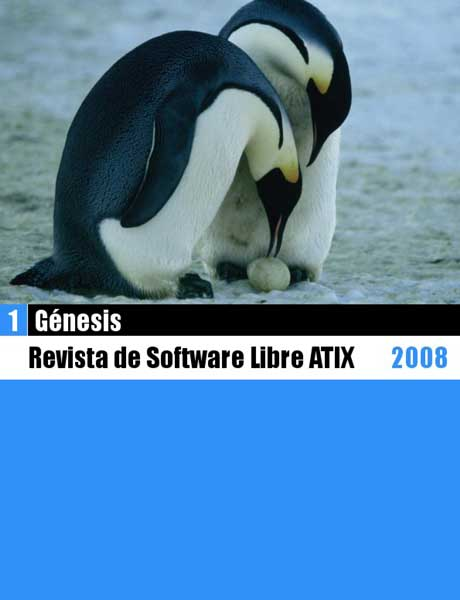Revista Digital Atix #1