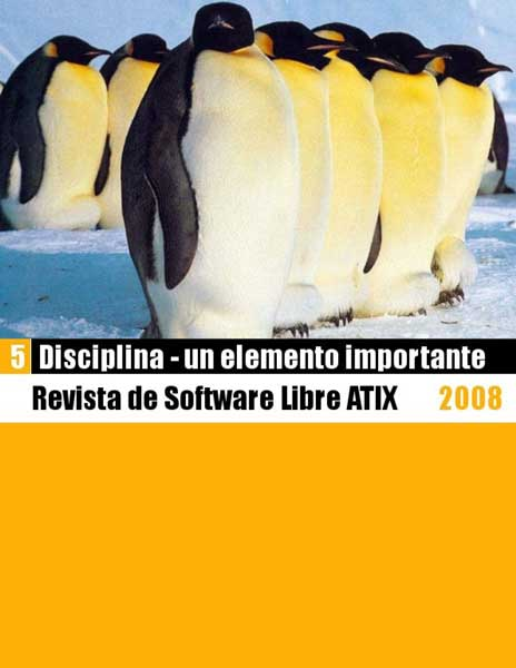 Revista Digital Atix #5