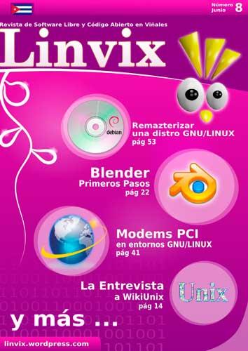 Revista Linvix #8