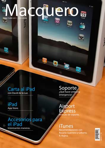 Macquero Magazine #6