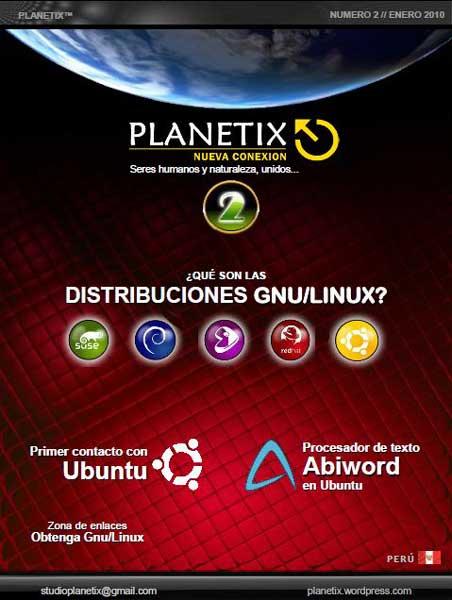 Revista Planetix #2