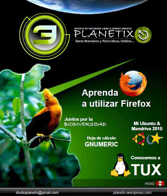 Revista Planetix #3