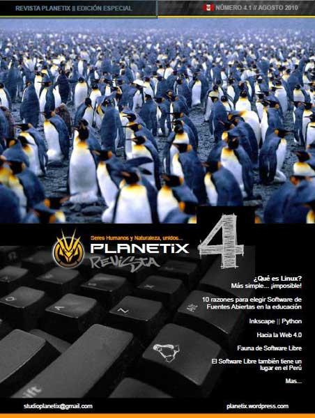 Revista Planetix #4