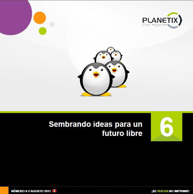 Revista Planetix #6