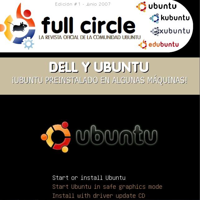 Full Circle Magazine #1