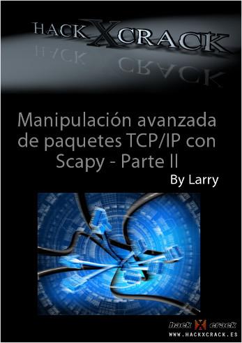 Manipulación avanzada de paquetes TCP/IP con Scapy - parte II