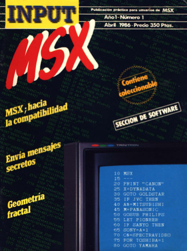 Input MSX #1