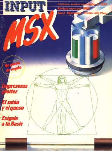 Input MSX #2