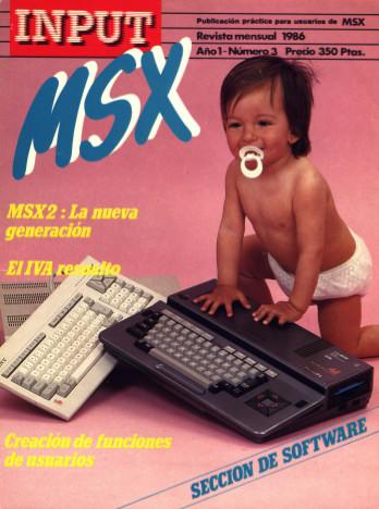 Input MSX #3