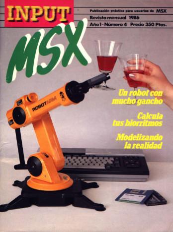 Input MSX #4