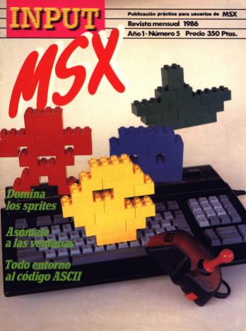 Input MSX #5