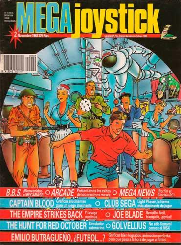 Mega Joystick #2