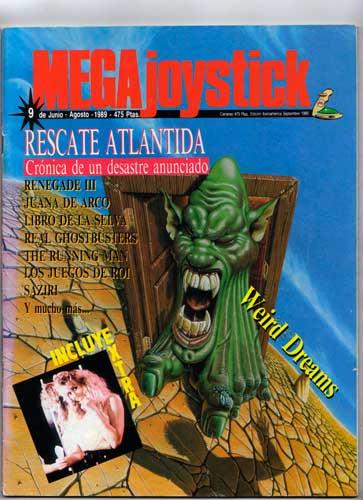 Mega Joystick #9
