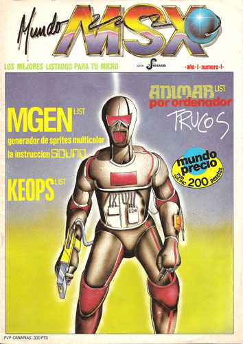 Mundo MSX #1
