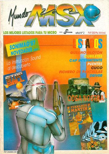 Mundo MSX #2
