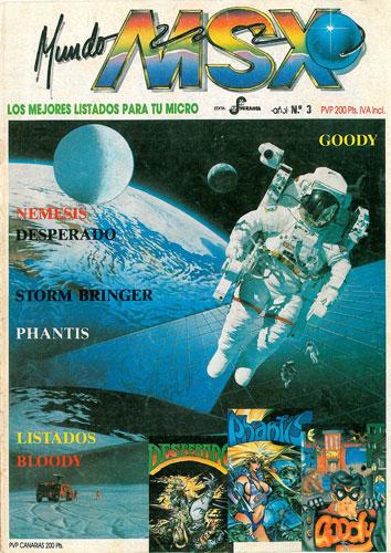 Mundo MSX #3