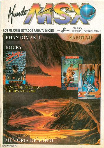 Mundo MSX #4