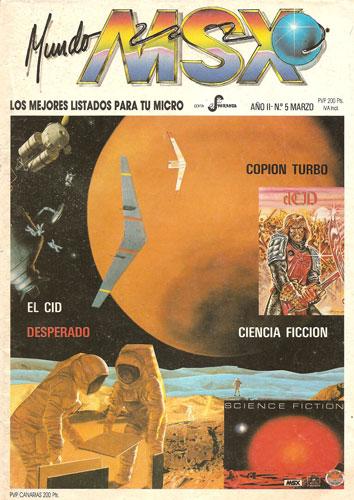Mundo MSX #5