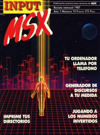 Input MSX #10