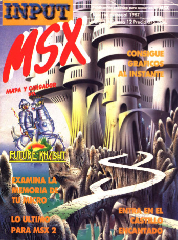 Input MSX #12