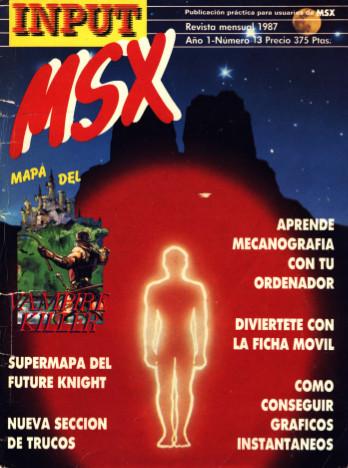 Input MSX #13