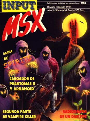 Input MSX #14