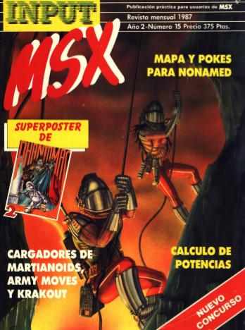 Input MSX #15
